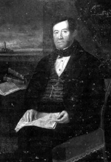 Benjamin Ingham aged 57
