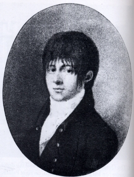 Benjamin Ingham aged 18
