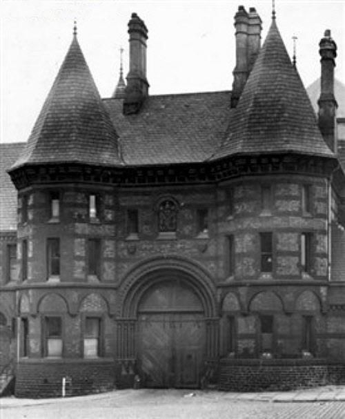 Strangeways Prison 1951